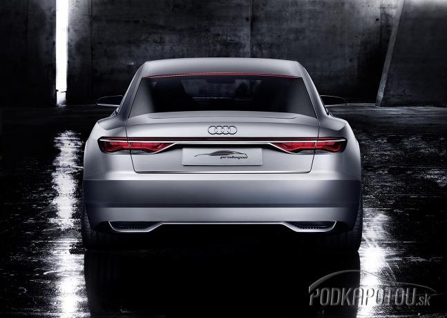 Audi Prologue Coupe je