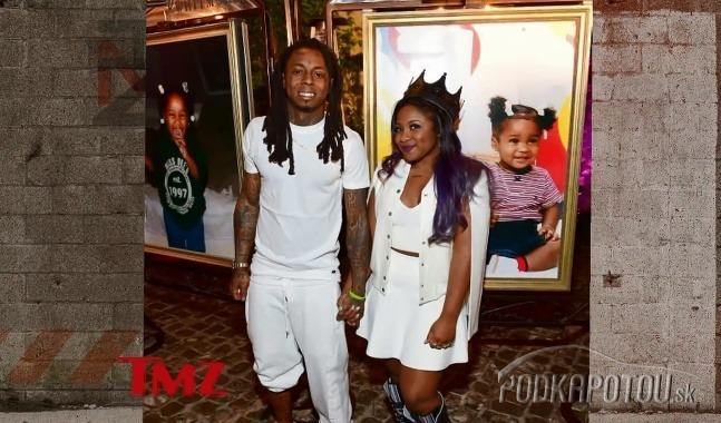 Lil Wayne a jeho