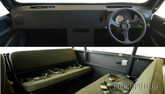 Mobius II. je auto