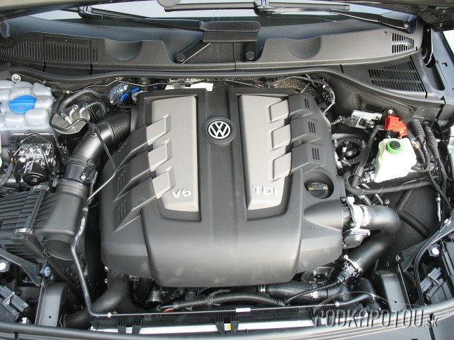 Volkswagen Touareg 3.0 V6