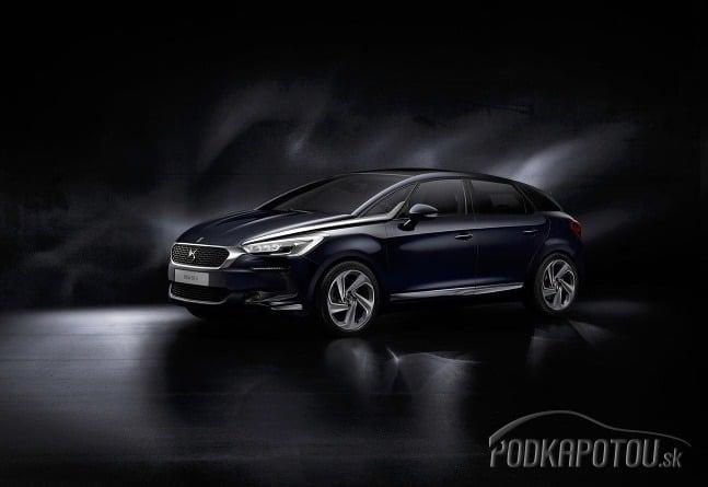 DS 5 facelift 2015