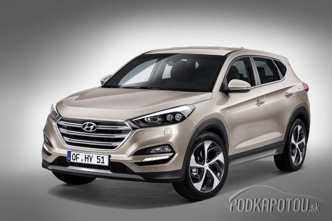 Hyundai Tuscon