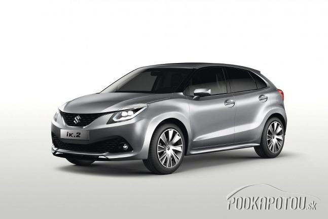 Nové modely Suzuki iM-4