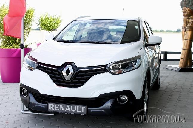 Renault pr ve spustil predaj modelu kadjar na slovensku - Ze pass renault ...