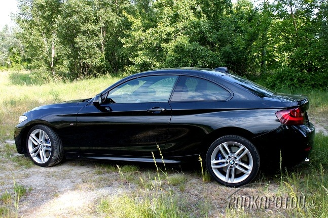 BMW 220d Coupe