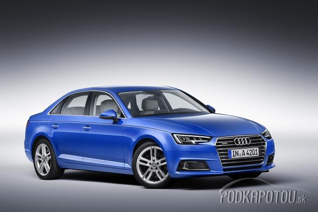 Audi A4 a Audi