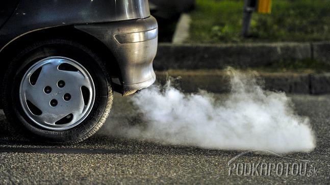 Emisie automobilov