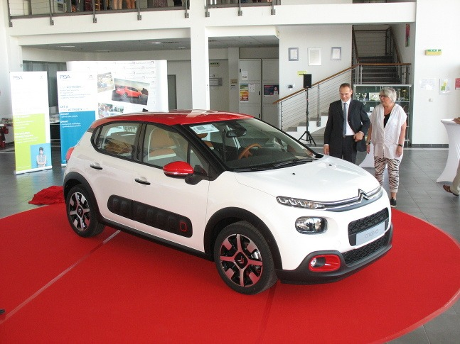 Úplne nový Citroën C3