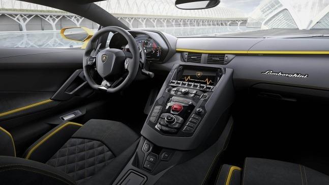 Lamborghini Aventador 2017