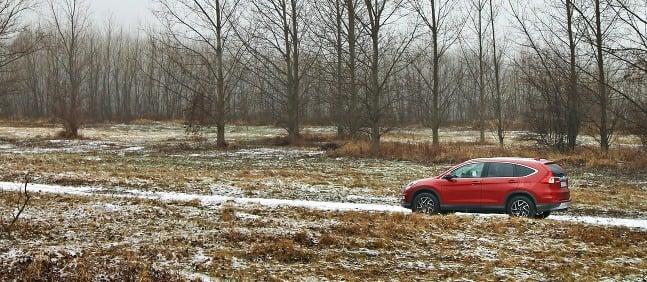 Honda CR-V 2,0 i-VTEC