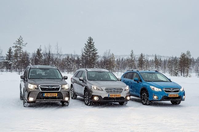 Subaru SUV modely