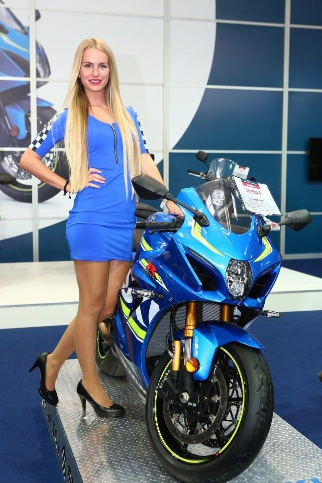 Výstava Motocykel Hostesky 2017