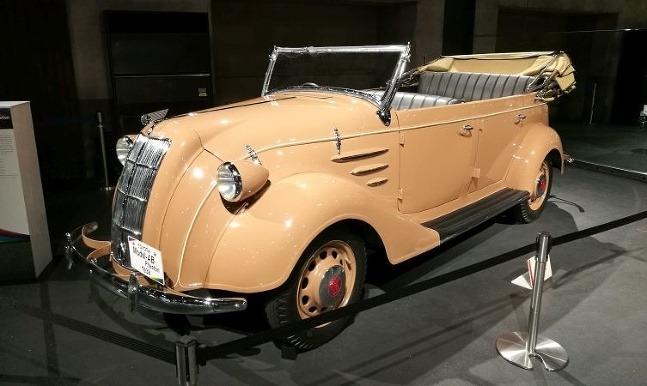 Toyota Model AB Phaeton