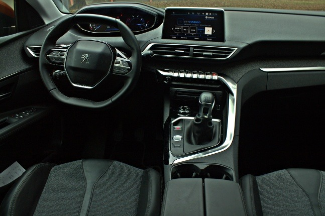 Peugeot 3008 1,6 BlueHDi