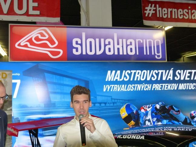 Autosalón Bratislava - Richard