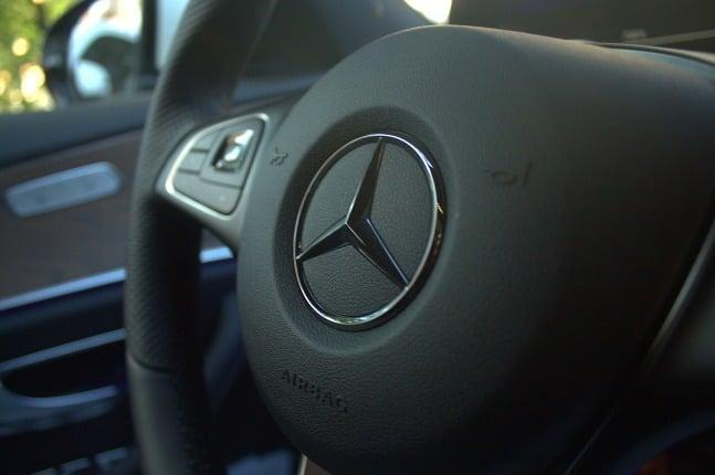 Mercedes triedy E All