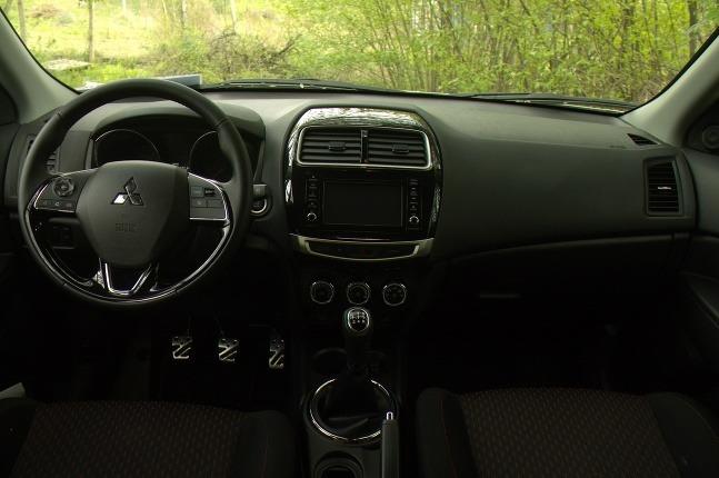Mitsubishi ASX 1,6 MIVEC