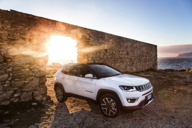 Jeep Compass Europe 2018