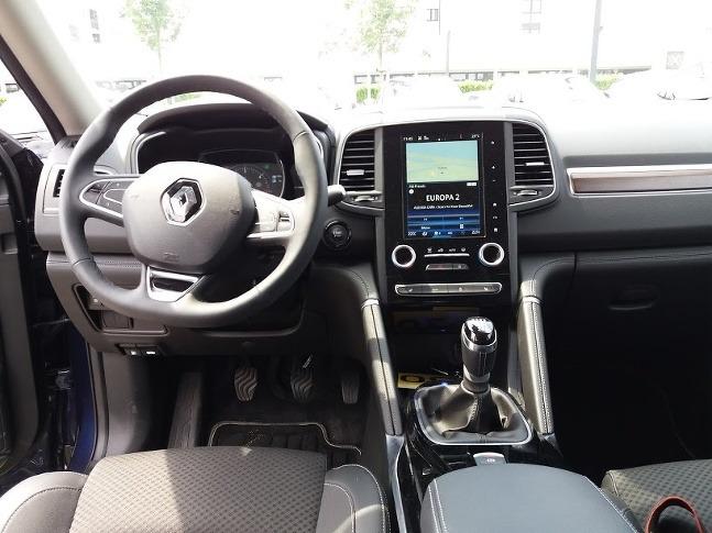 Renault Koleos Šamorín 2017