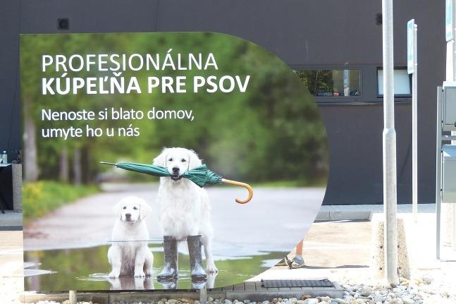 Slovnaft servisná stanica
