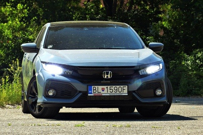 Honda Civic 1,5 Turbo
