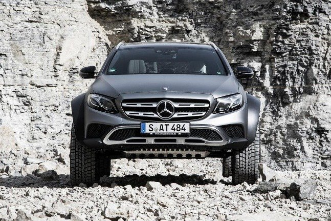 Mercedes E All Terrain