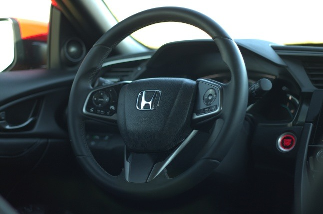 Honda Civic 1,0 Turbo