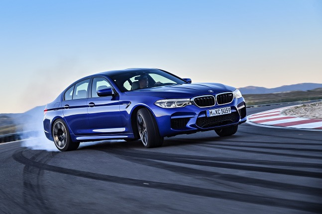 BMW M5 2017
