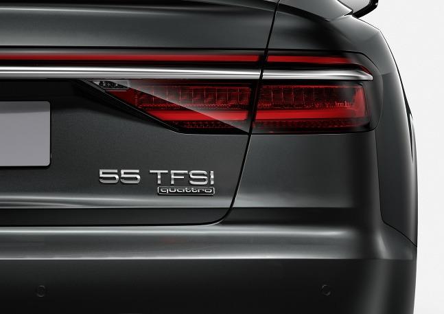 Audi nový spôsob označenia