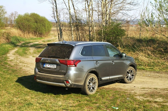 Mitsubishi Outlander 2,2 DiD