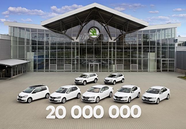 Škoda 20 milions