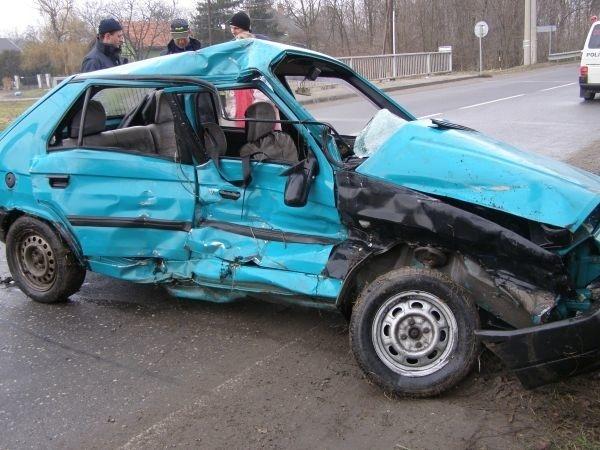 Nehoda Favorit
