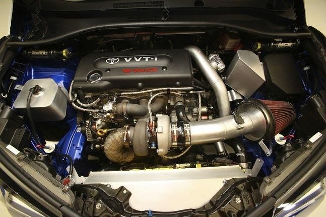 Toyota C-HR R-Tuned SEMA