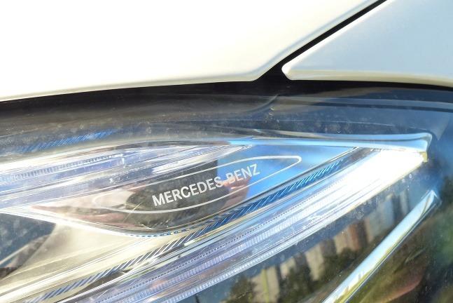 Mercedes E400 4MATIC Coupe