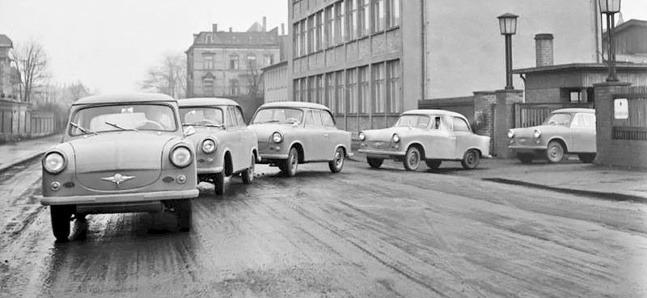 AWZ P50 Trabant (1957)