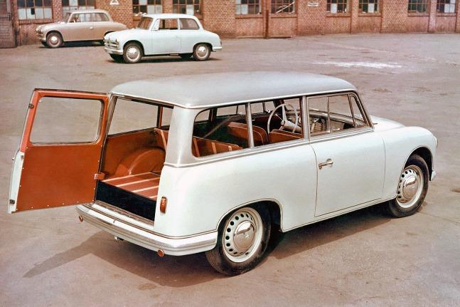 AWZ P70 (1956)