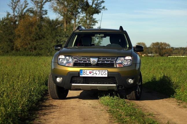 Dacia Duster 1,5 dCi