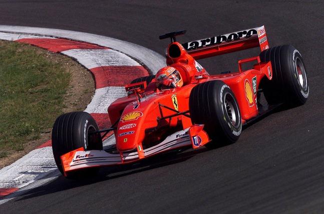 F2001 Ferrari