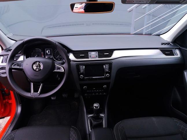 Škoda Rapid Monte Carlo