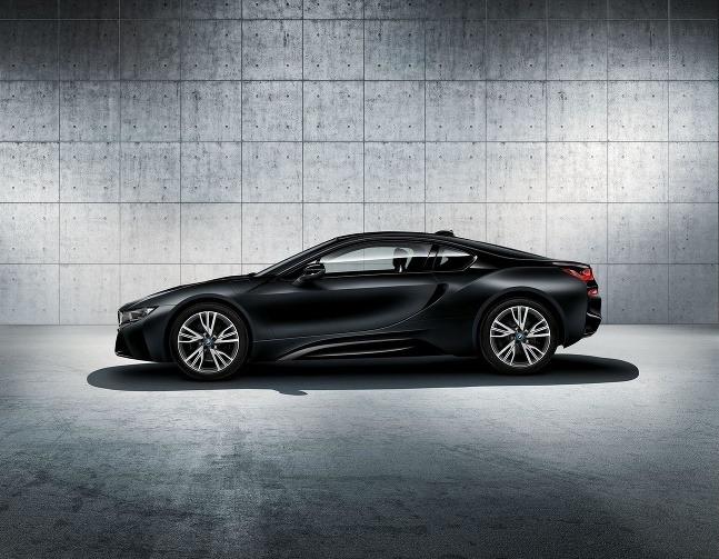 BMW i8 Coupé Protonic