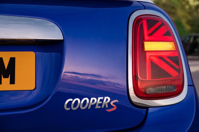 Mini Cooper a Cooper