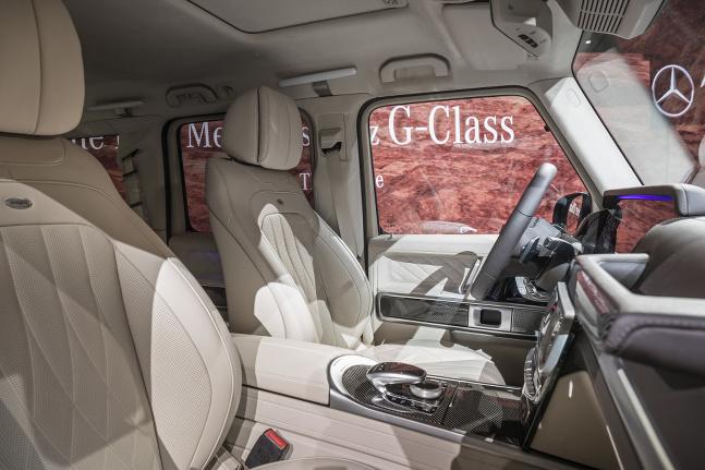 Mercedes Triedy G 2018