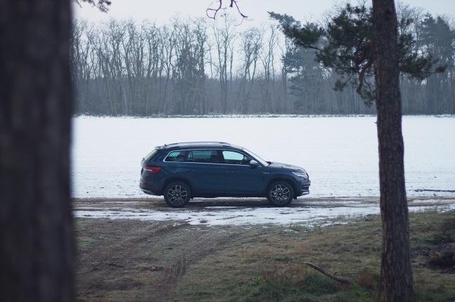 Škoda Kodiaq Scout 2,0