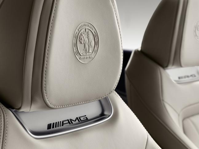 Mercedes AMG GT4