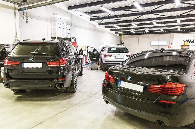 Zabezpečenie auta proti krádeži