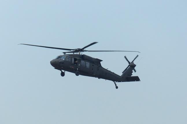 Sikorsky UH 60 BlackHawk