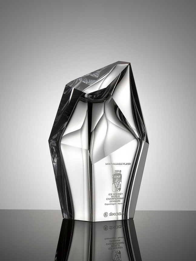 ŠKODA Design trofej IIHF