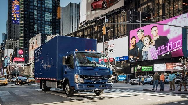 Daimler e-trucks