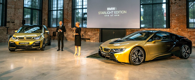 BMW Starlight