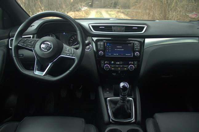 Nissan Qashqai 1,6 dCi